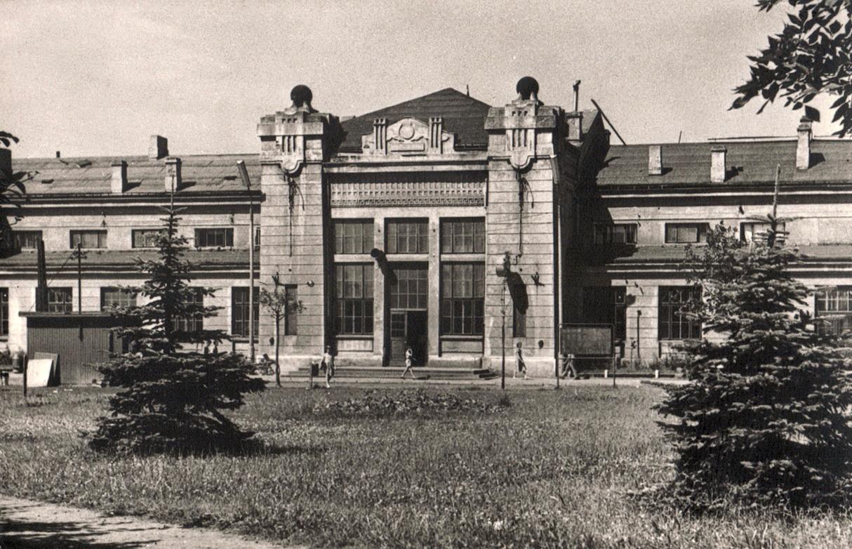 Dworzec kolejowy w Zawierciu