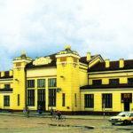 Dworzec kolejowy Zawiercie