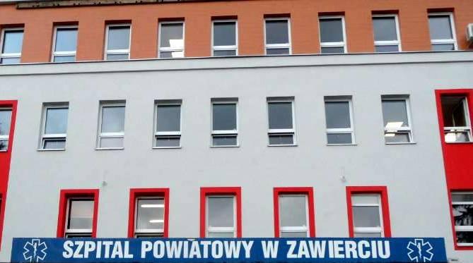 Szpital w Zawierciu uruchamia